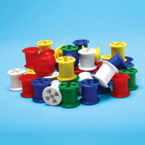 Cotton reels pack of 50